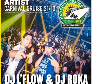 Club: DJ L'Flow & DJ Roka