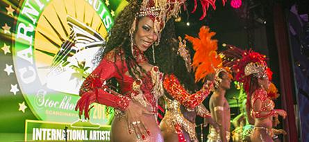 Carnival Cruise Scandinavia 2016