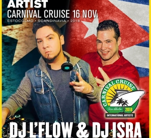 Club: DJ L'Flow & DJ Isra