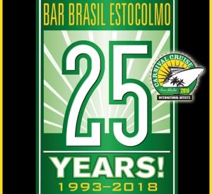 Club Bar Brasil Estocolmo