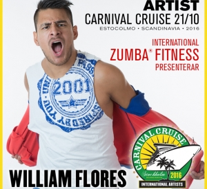 ZUMBA with William Flores
