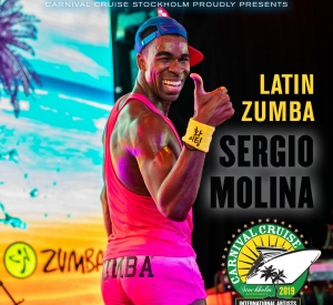 Zumba with Sergio Molina
